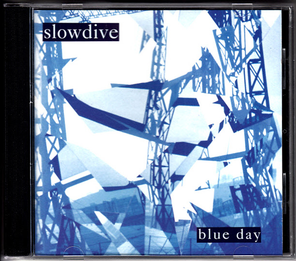 Slowdive Blue+Day CD