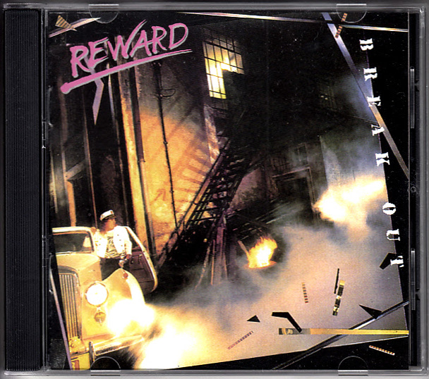 REWARD - Break Out * - CD