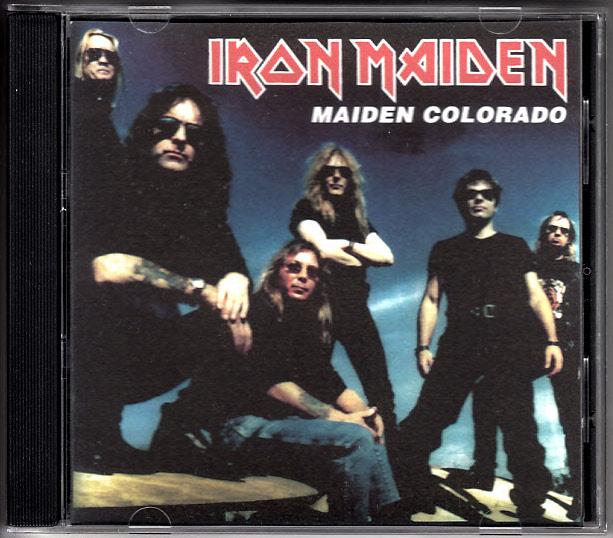 Iron Maiden - Maiden Colorado *