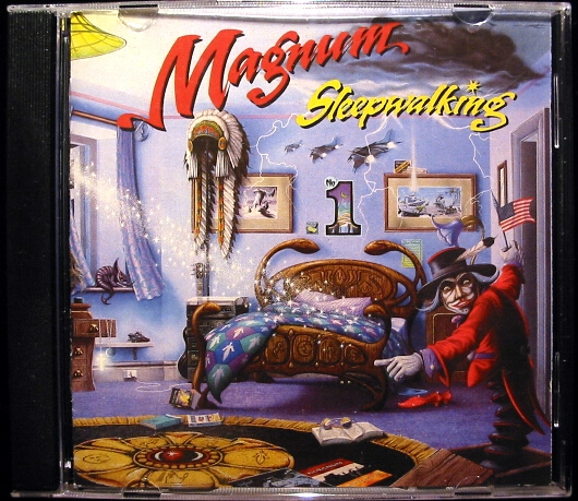 Magnum Sleepwalking CD